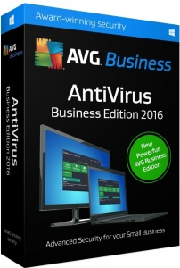 Renewal AVG Anti-Virus Business Edition (1 year)