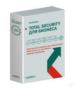 Kaspersky Total Security для бизнеса