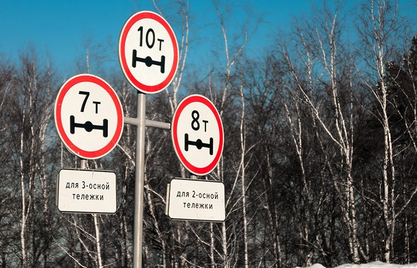 Дорожные знаки для visio