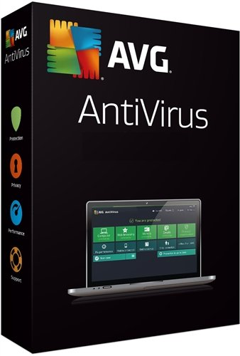 AVG Anti-Virus (2 years)