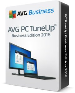 Renewal AVG PC TuneUp Business Edition (2 years)
