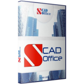 SCAD Office + Сателлиты + эл. справ. без доп. ф-ций