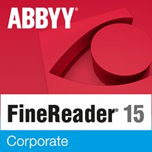 FineReader 15 Corporate