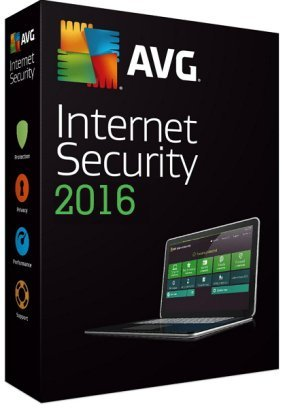 Renewal AVG Internet Security (1 year)