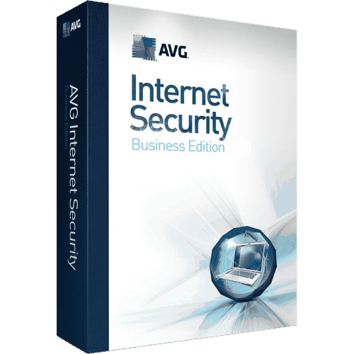 Renewal AVG Internet Security Business Edition (3 years)
