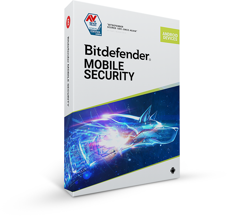 Bitdefender Mobile Security for Android - ESD Ключи