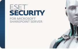 ESET Security для Microsoft SharePoint Server