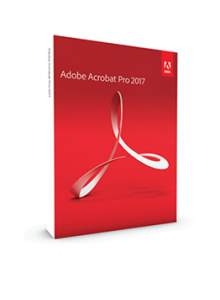 Adobe Acrobat Pro DC for teams